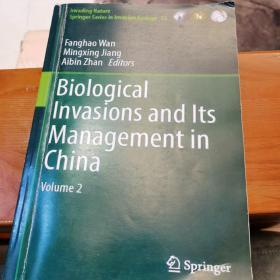 Biological Invasions and Its Management in China