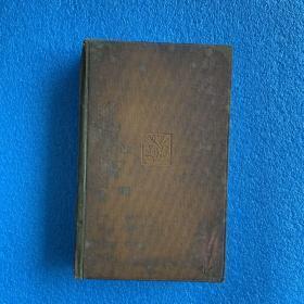 (1906年版)  Robert Browning 著 《The poems and plays of Robert Browning 1833-1844》 (精装 )