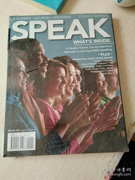 SPEAK (with CourseMate with Interactive Video Activities, Audio Studio Tools, InfoTrac