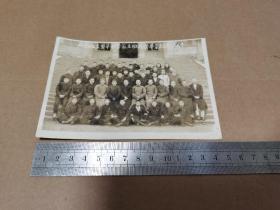 湖南私立重华中学第五班同学毕业纪念1949年