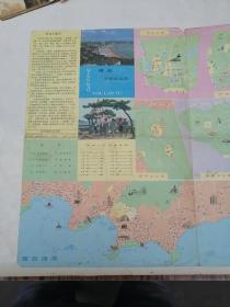 青岛最新游览图1991