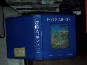 INVESTMENTS 投资