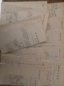 藏品维护参考电路图:青岛出品 青岛牌TS4-10型收音机电路图