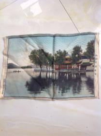 西湖平湖秋月(中国杭州都锦生丝织厂)