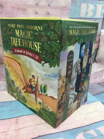新版神奇树屋第一季全套28册英文故事书