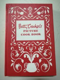 Betty Crockers Picture Cook Book 精装