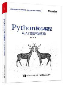 Python核心编程从入门到开发实战