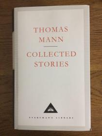 Collected stories by Thomas Mann 托马斯曼小说选 Everyman's Library 人人文库 全网最低价包邮