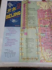 北京交通旅游购物图