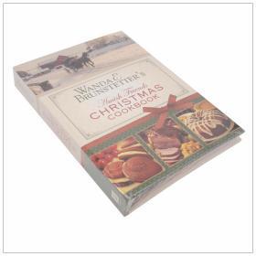 Wanda E. Brunstetters Amish Friends Christmas Cookbook