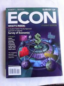 Survey   of Economics   (Students Edition)  英文原版    全铜版纸彩印