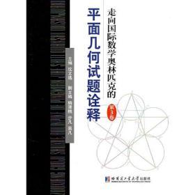 走向国际数学奥林匹克的平面几何试题诠释 第3卷