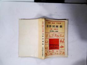 日历对照表(1881 -2000)