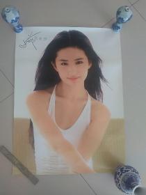 刘亦菲海报