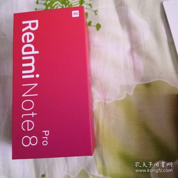 Redmi Note 8 Pro 小米 手机原装包装壳