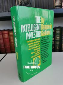 The Intelligent Investor Benjamin Graham 本杰明·格雷厄姆 《聪明的投资者》投资圣经 1973 年布面精装 经典版本