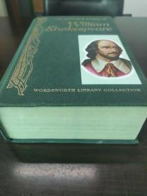 The Complete Works of William Shakespeare (Wordsworth Library Collection)[莎士比亚作品全集]