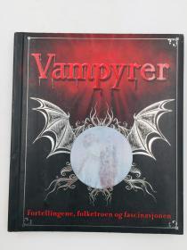VAMPYRER fortellingene folketroen og fascinasjonen