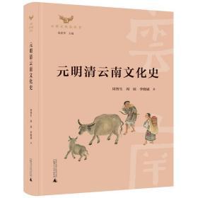 云南文化史丛书·元明清云南文化史