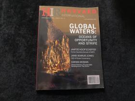 Hir Harvard International Review 哈佛国际评论 Spring 2018【英文原版】大16开