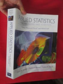 Applied Statistics for Engineers and Scien...       ( 16开 )   【详见图】