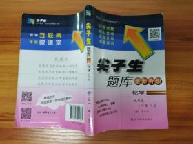 尖子生题库--九年级化学(人教版)(R版)