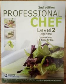 Professional Chef level 2 Diploma 2nd Edition(英文版 菜譜)