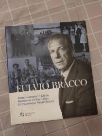 FULVIO BRACCO:from Neresine to Milan Memoirs of the Italian entrepreneur Fulvio Bracco【英文原版】