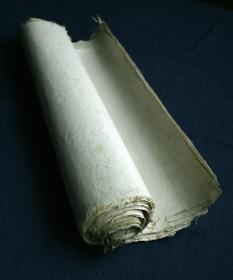 70年代 极品白麻纸  28张 (尺寸55*46cm)