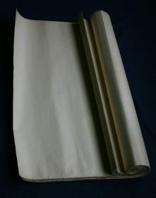 解放初50-60年代   西山竹纸极品 (大广竹纸)   71张  (尺寸134*62m)