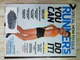 Runners World 2013/11 跑步者世界体育运动健身原版时尚外文杂志