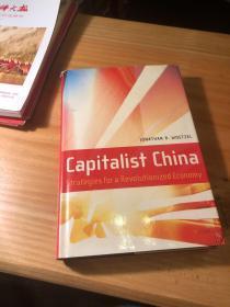 英文原版《Capitalist China》中国经济革命战略 作者 :J.R.Woetzel 出版:Wiley