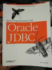 【英文版计算机书籍】Java Programming with Oracle JDBC  Oracle and Java Programming By Donald Bales OReilly Media