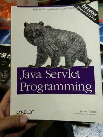 【英文版】Java Servlet Programming  Jason Hunter;William Crawford  OReilly Media