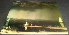2手英文 Ominous Hush: The Thunderstorm Paintings of Martin Johnson Heade 马丁·约翰逊·赫德 17张彩图 sad78