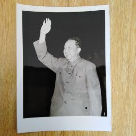 华国锋主席在工业大会的一套照片