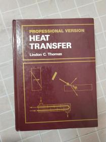 【英文原版】professional version :heat transfer