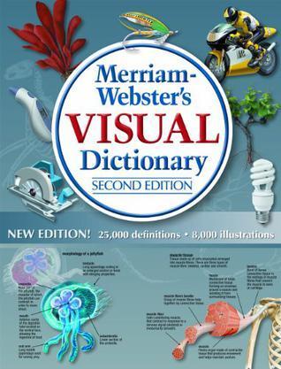 当天发货,咨询秒回复:韦氏英语图解词典 Merriam Webster's Visual Dictionary 英文原版学习工具书 图片词典 第2版 英文版进口原版书籍如图片不符的请以标题和isbn为准