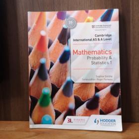 Mathematics Probability & Statistics 1