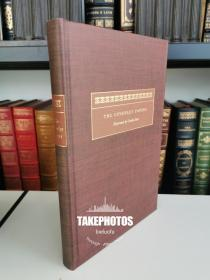 The Sir Roger De Coverley Papers《旁观者文选》Joseph Addison 艾迪生 主编 heritage press 1945 年出版 布面精装 Gordon Ross 漂亮的水彩插图