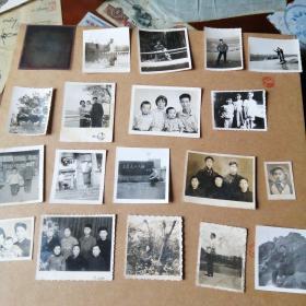 19张 人物照片 60年代
