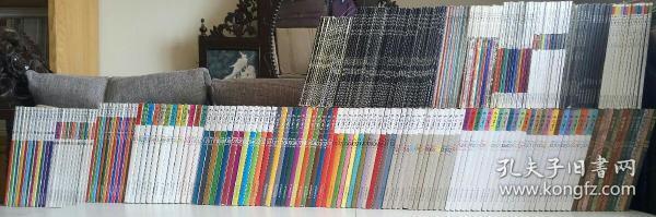 《中国书法》24年!270册!不间断!不缺期!1996-2019年,二十四年总计12×21+6×3=270册!合售!