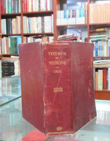 TEXTBOOK OF MEDICINE  ( FOURTH EDITION)  民国26年