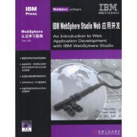 【无光盘】IBM WebSphere Studio Web 应用开发 克瑞格,翟凯博,张云涛等 机械工业出版社 9787111137511【鑫文旧书店欢迎选购量大从优】