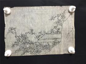 日本回流字画 1722   包邮