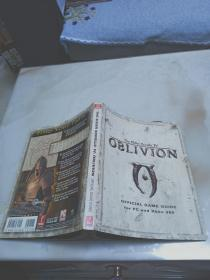 THE  ELDER  SCROLLS  IV:OBLIVION   OFFICIAL  GAME  GUIDE for pc  and  xbox  360《上古卷轴4:湮没 官方攻略》