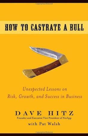 How to Castrate a Bull:Unexpected Lessons on Risk, Growth, and Success in Business