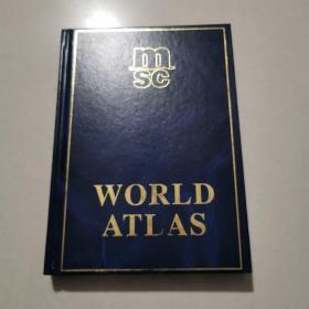WORLD ATLAS(正版现货)32开