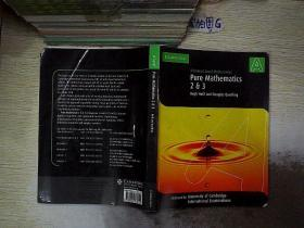 Pure Mathematics 2 and 3  纯数学2和3 ..