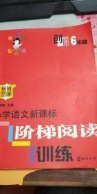 俞老师教阅读:小学语文新课标阶梯阅读训练·六年级(创新版)参考答案被撕掉了